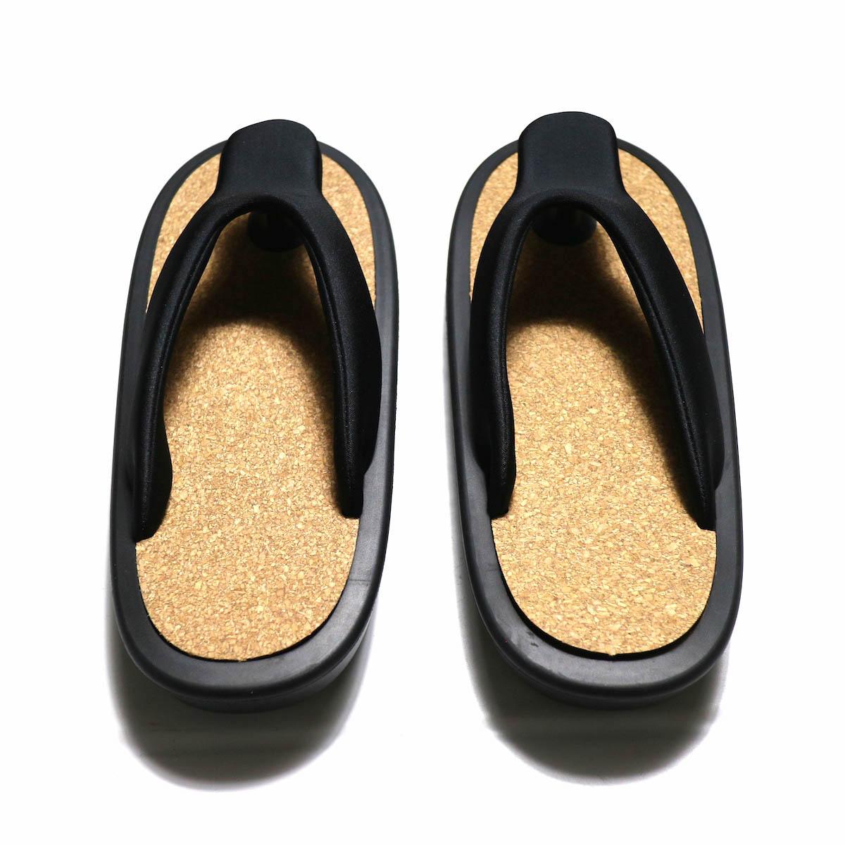 JOJO / Beach Sandal -Black 背面