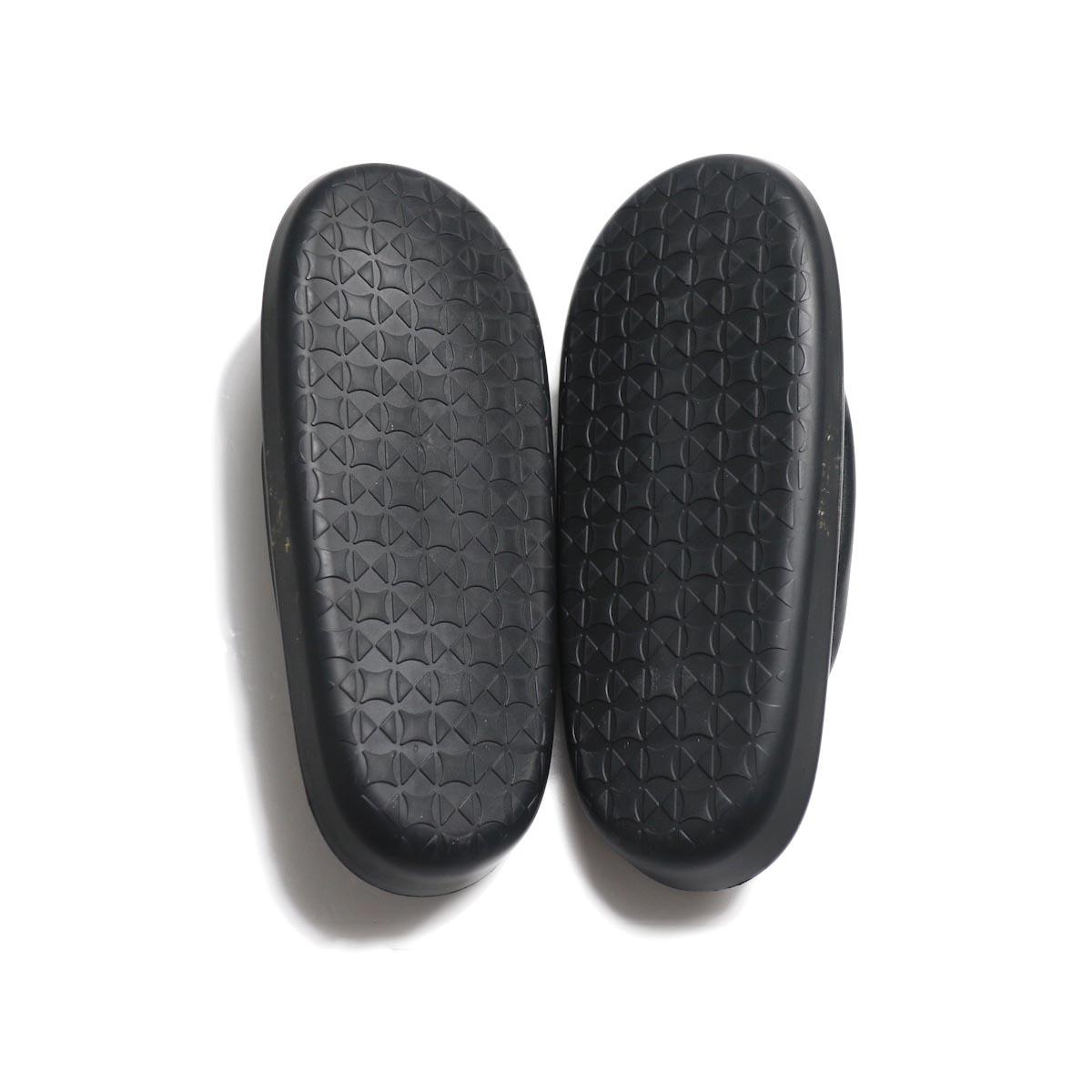 JOJO / Beach Sandal -Black (Black Suede) アウトソール