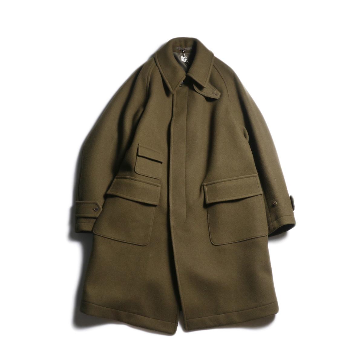 Kaptain Sunshine / Traveller Coat (Khaki Brown)