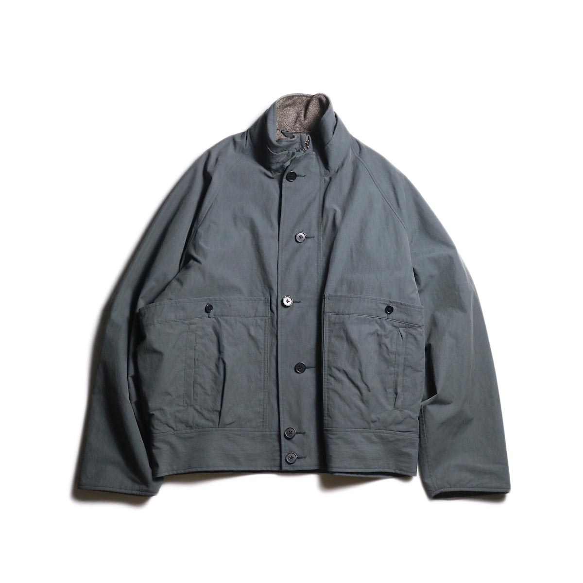 Kaptain Sunshine / Hiker Blouson (Charcoal Gray)