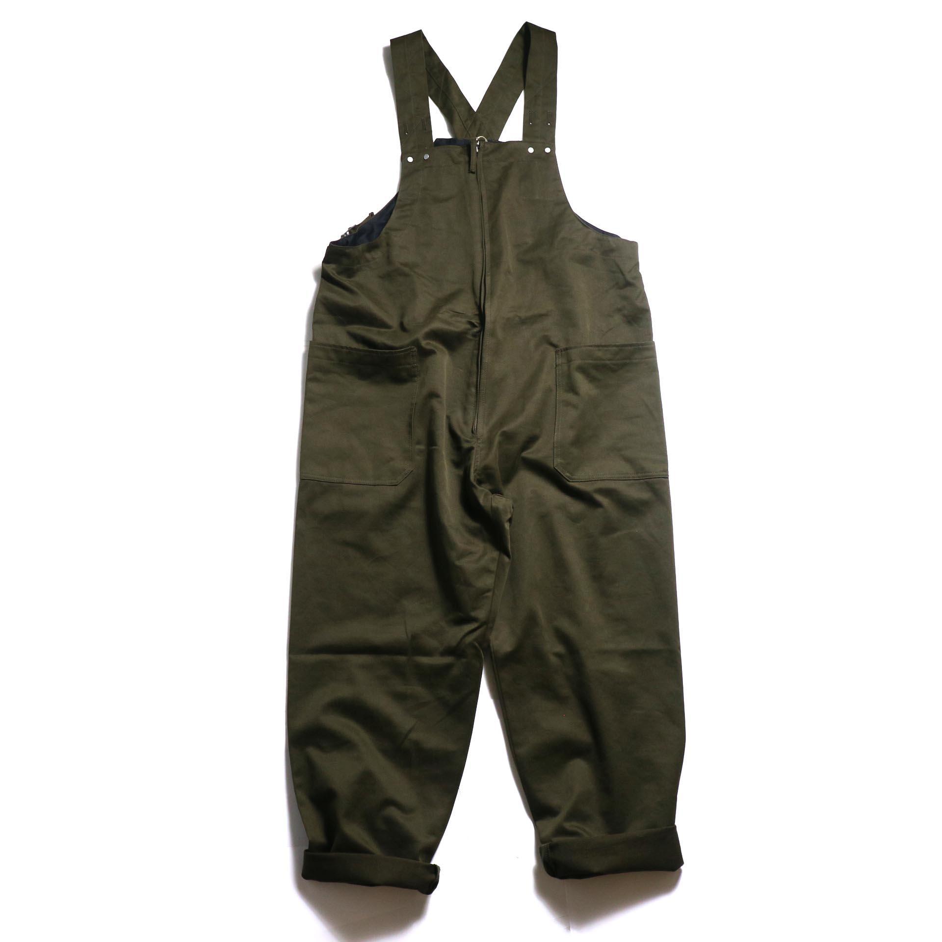 Kaptain Sunshine / Deck Trousers (Brown)