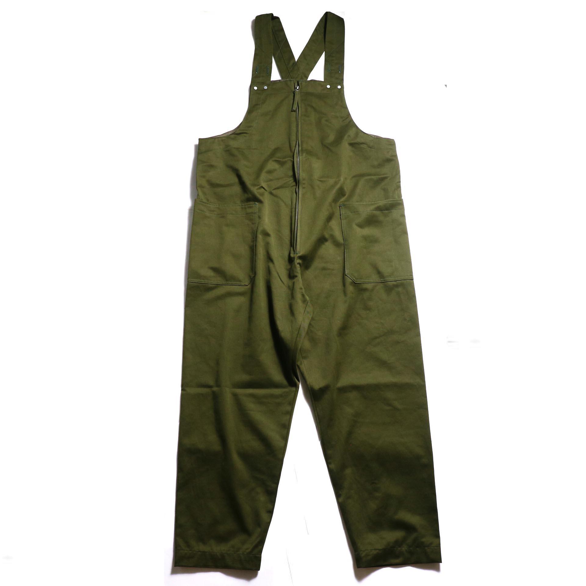 Kaptain Sunshine / Deck Trousers (Olive)