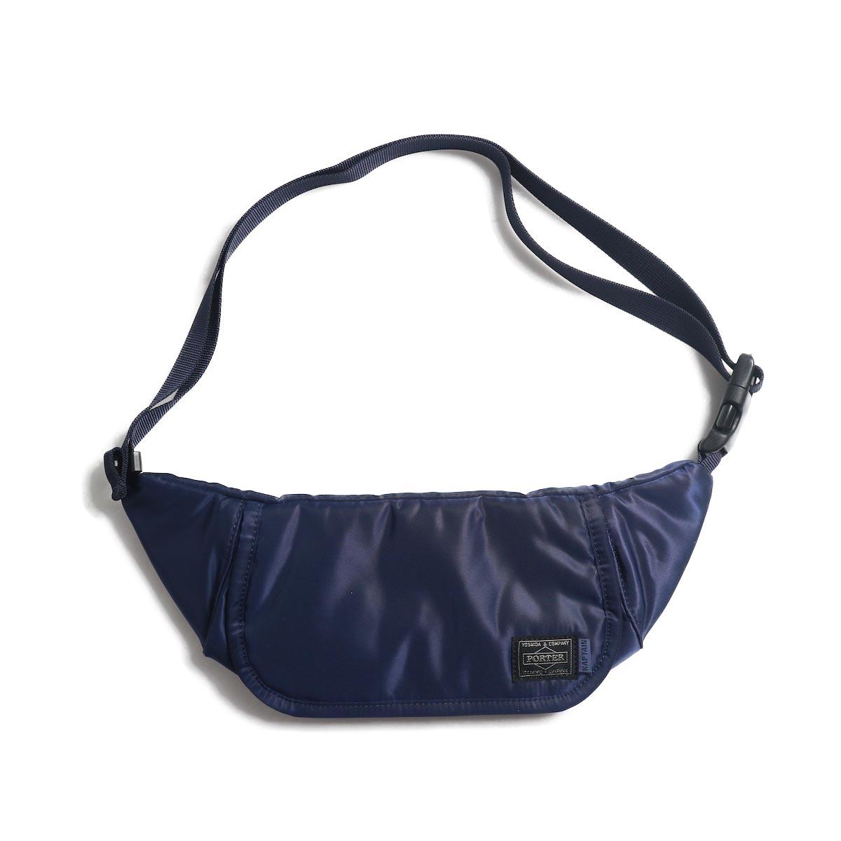 Kaptain Sunshine × Porter / Travellers Funny Bag -Navy