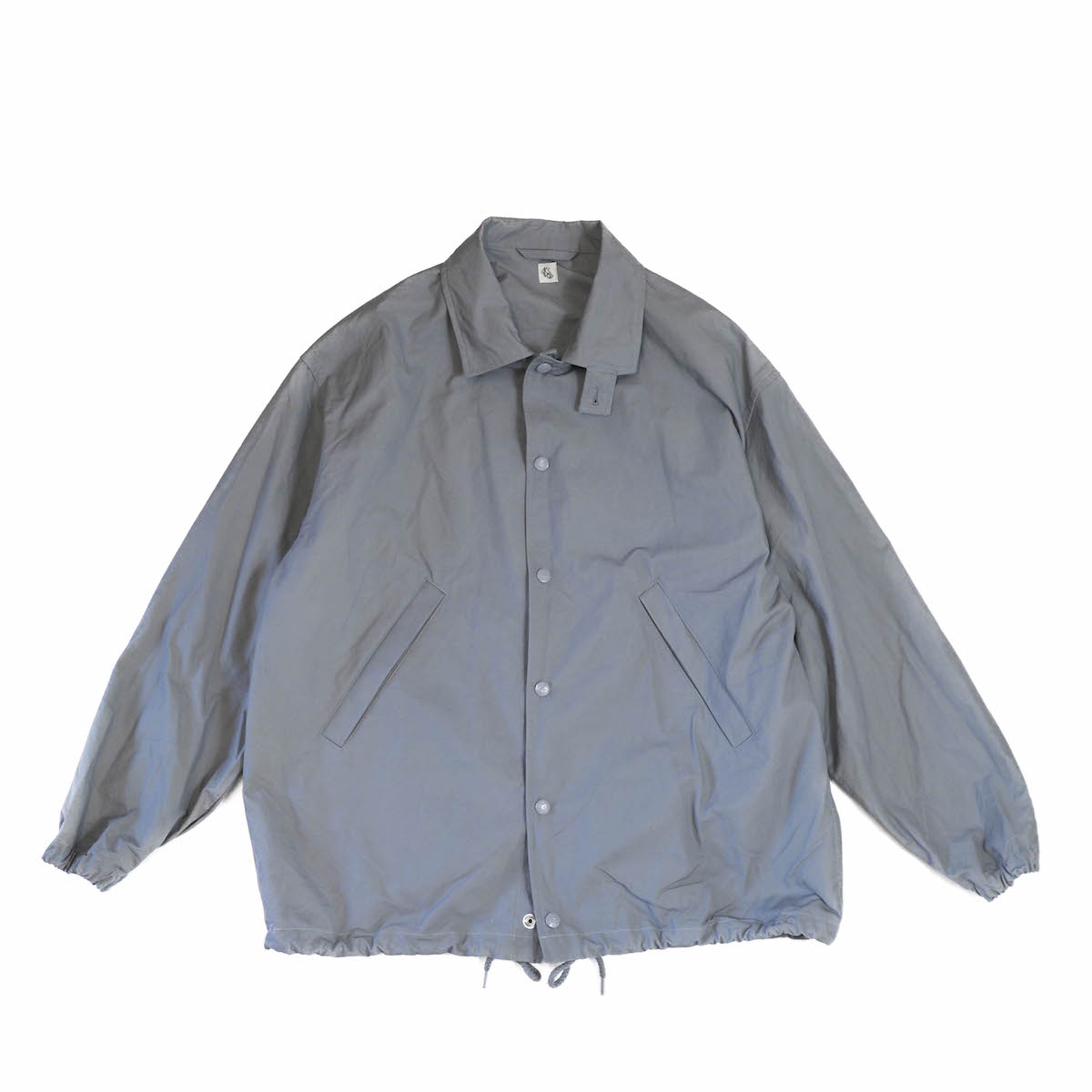 Kaptain Sunshine / Coach Jacket -gray