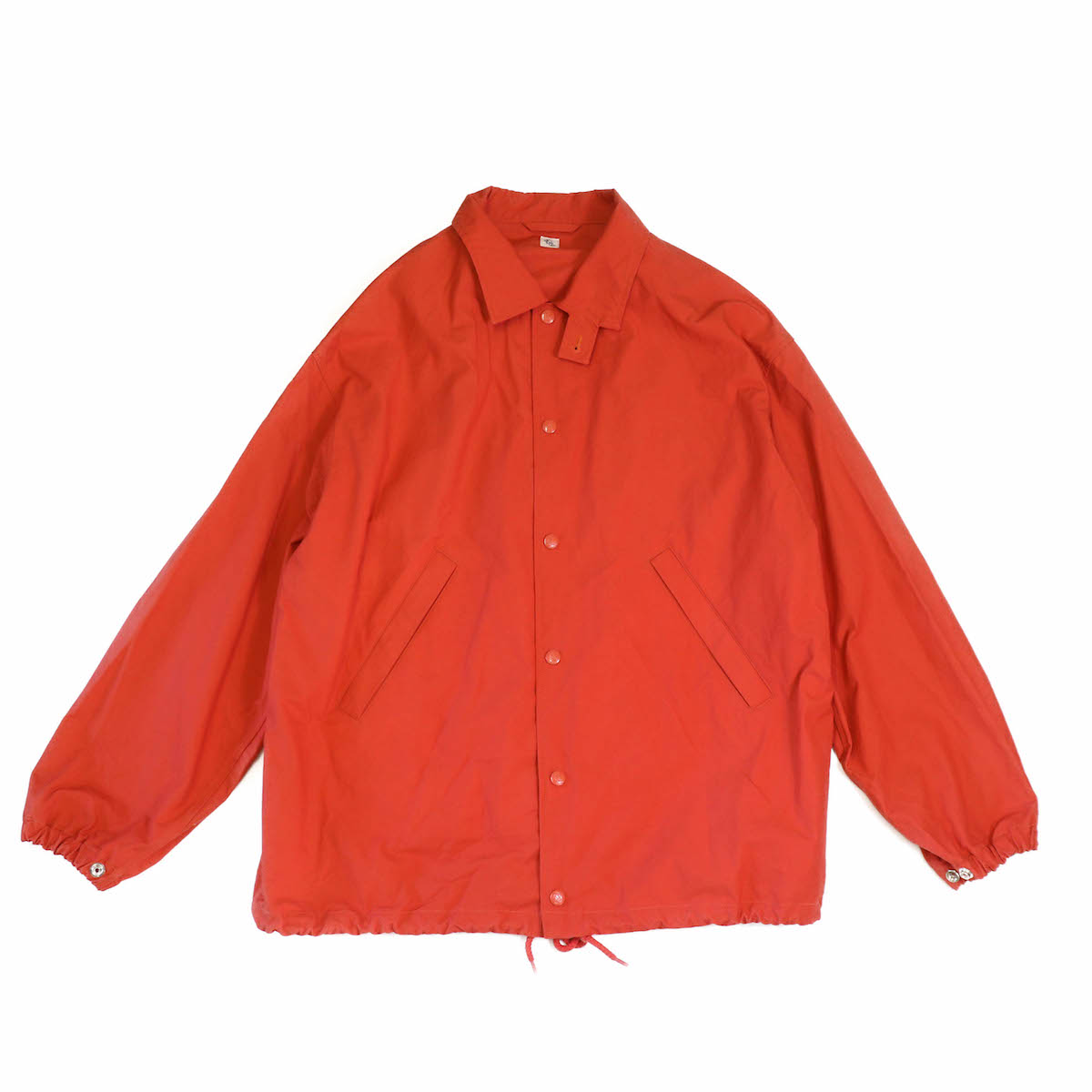 Kaptain Sunshine / Coach Jacket -Orange