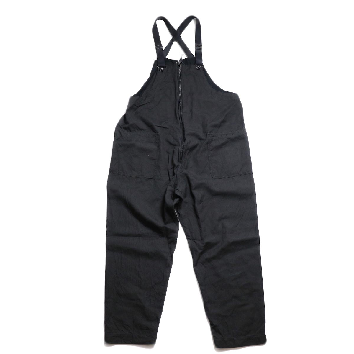 Kaptain Sunshine / Deck Trousers -Charcoal