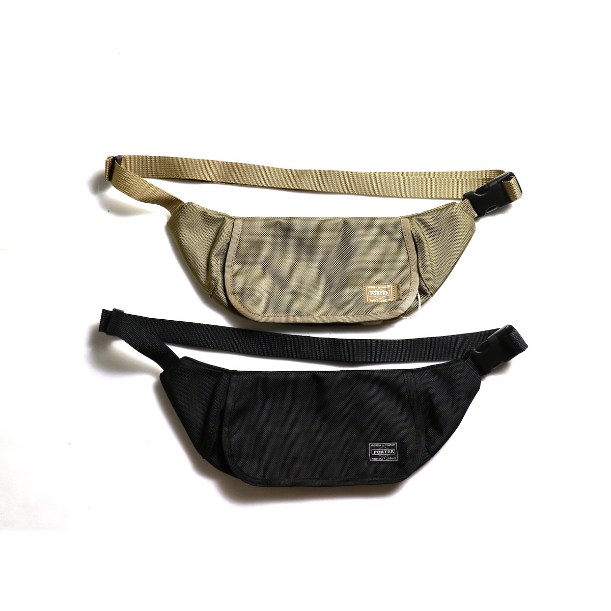 Kaptain Sunshine × Porter / Funny Bag (Ballistic Nylon)