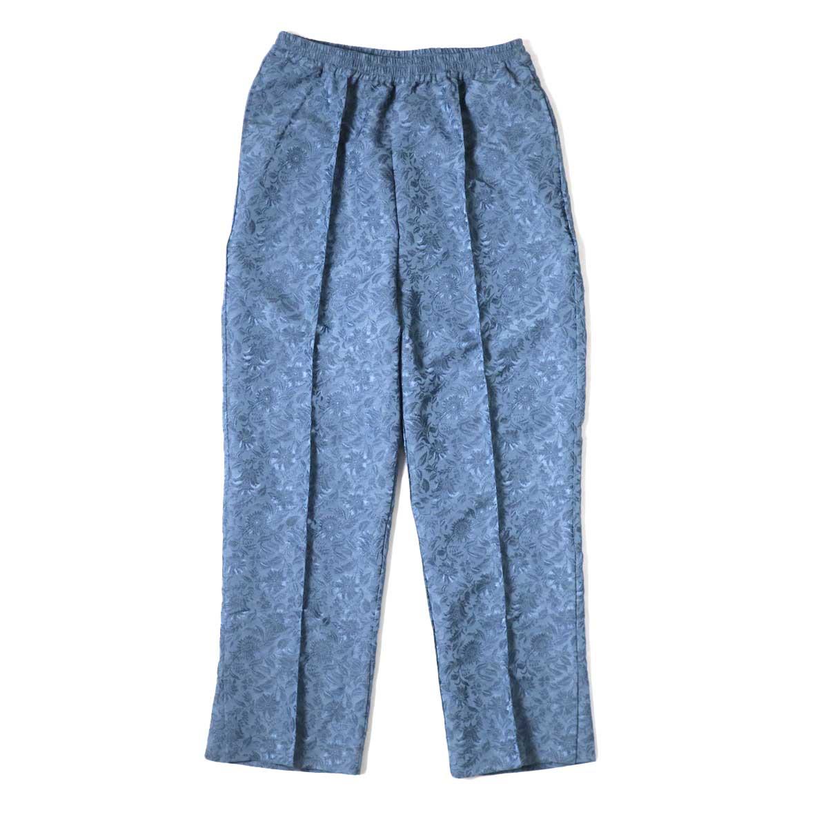 KHA:KI / JAQUARD PANTS (VintageBlue)
