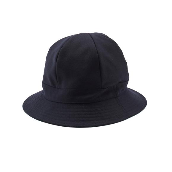 KIJIMA TAKAYUKI / 6Panel Hat (182932) -NAVY
