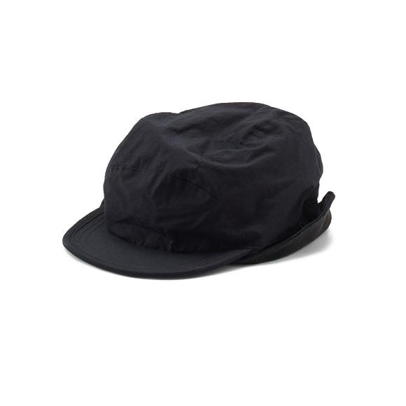 KIJIMA TAKAYUKI / Duckbill Cap (182935) -BLACK