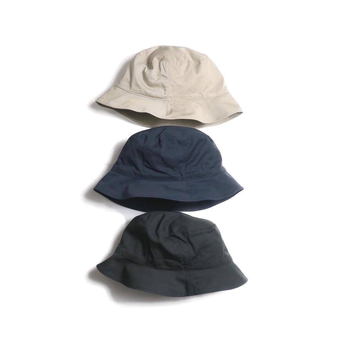 KIJIMA TAKAYUKI / Cotton Twill Hat (No.191108)