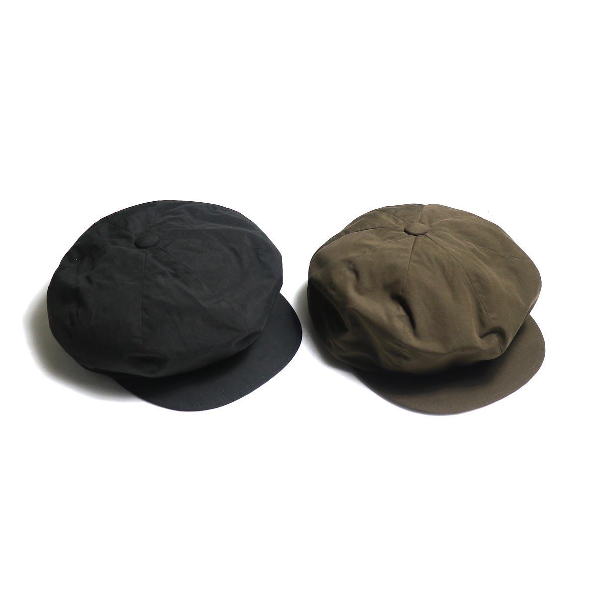 KIJIMA TAKAYUKI / Washable Leather Cascet (No.192719) 2色