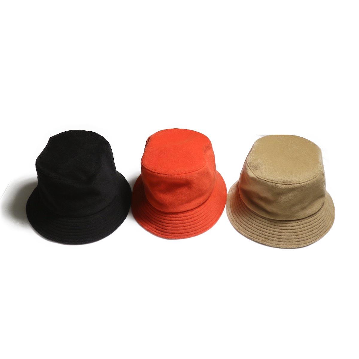 KIJIMA TAKAYUKI / Angora Wool Bucket Hat (No.192830)