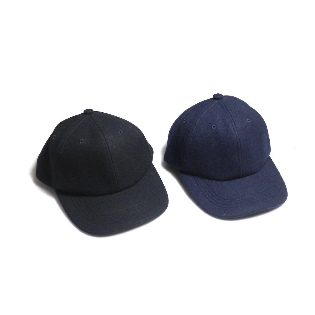 KIJIMA TAKAYUKI / Wool Baseball Cap (No.192835)