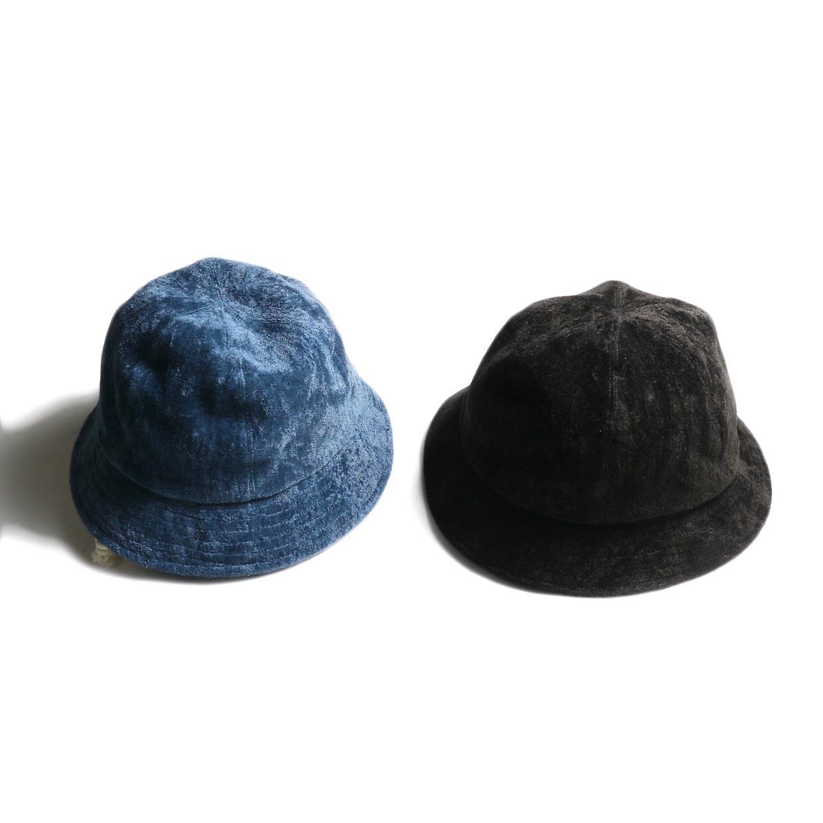 KIJIMA TAKAYUKI / Linen Pile Hat (No.201215)2色