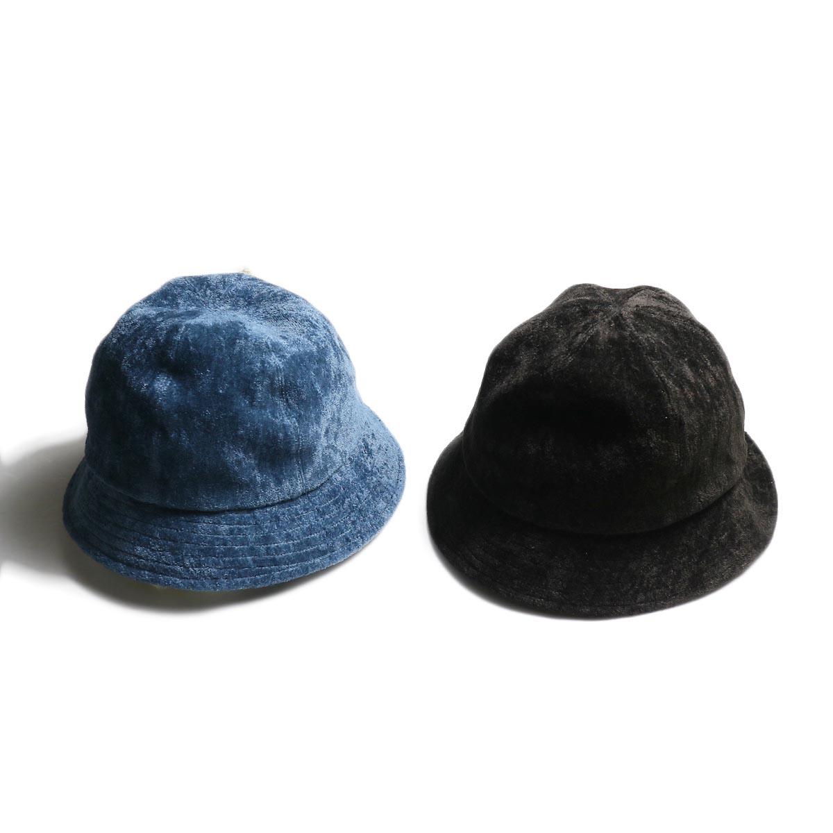 KIJIMA TAKAYUKI / Linen Pile Hat (No.201215)全体