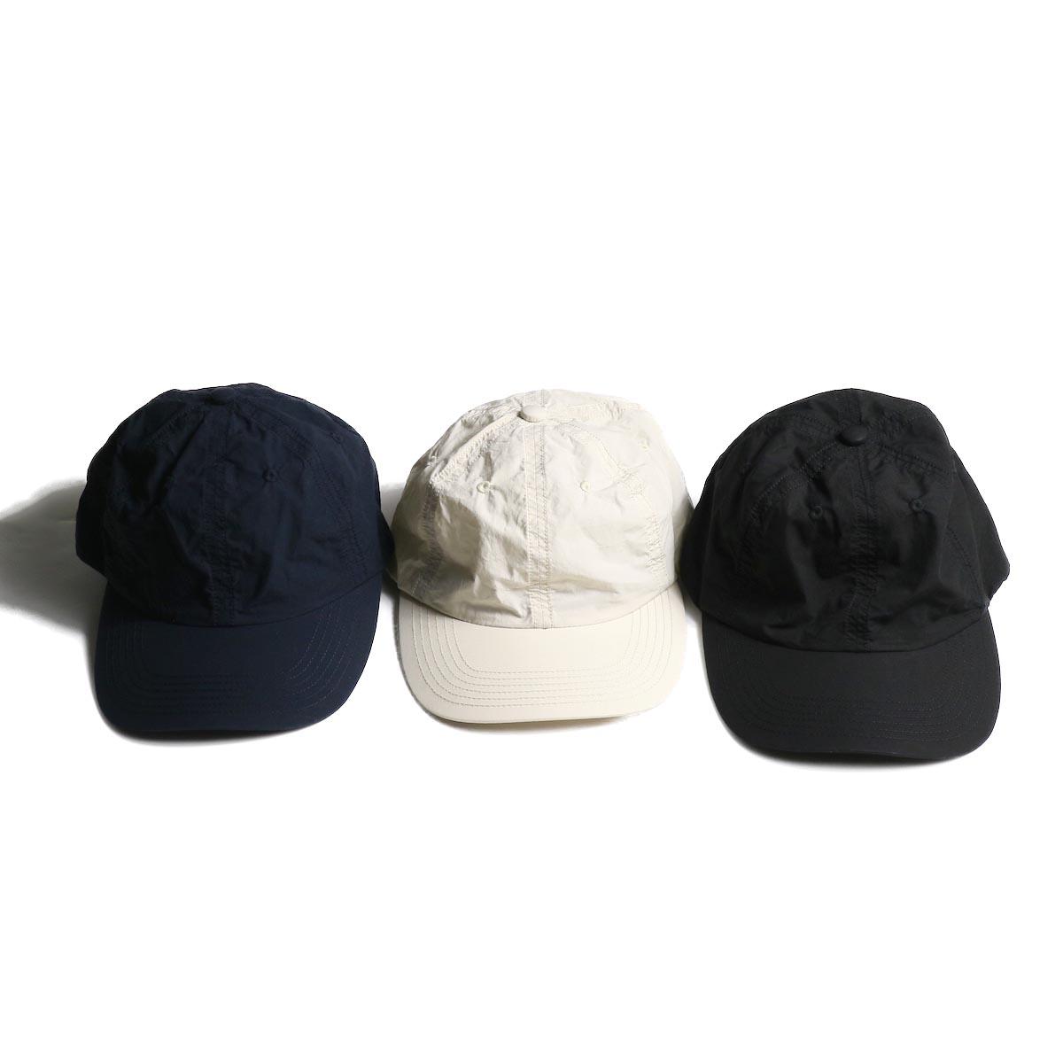 KIJIMA TAKAYUKI / Cotton Linen Cap  (No.201220)