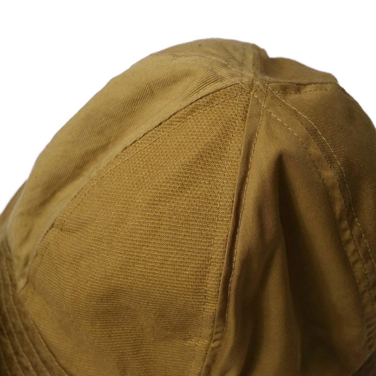 KIJIMA TAKAYUKI / 6Panel Hat (No.211213)生地感