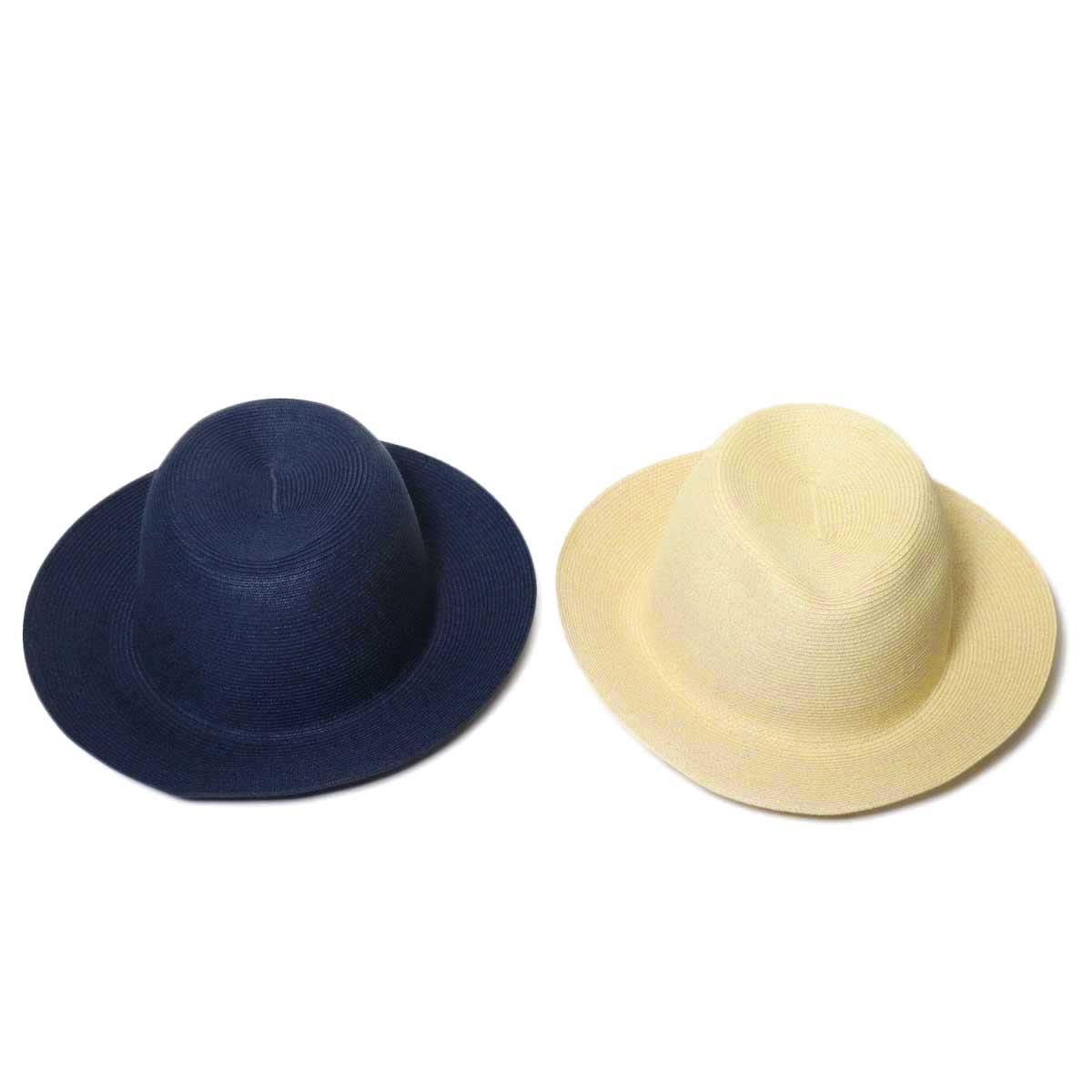 KIJIMA TAKAYUKI / Paper Braid Hat (EW-211003)