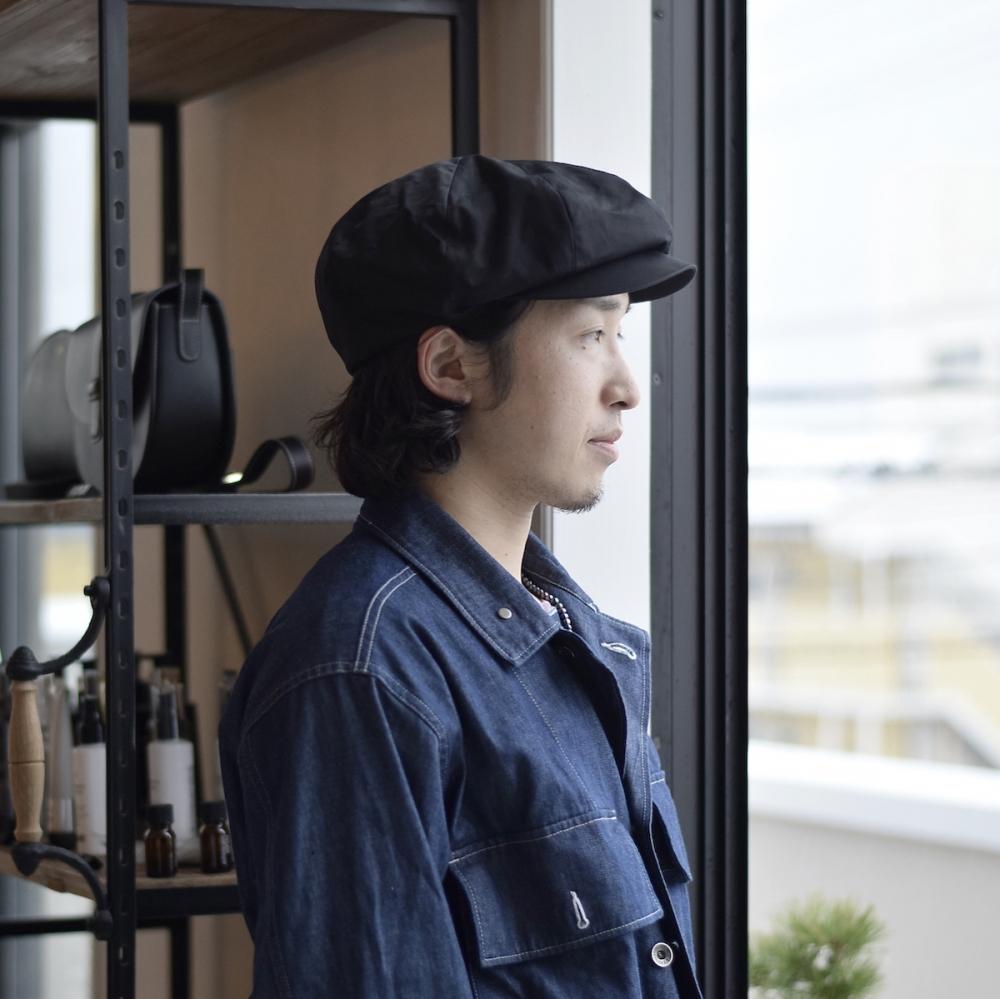 KIJIMA TAKAYUKI / Casket (E-211010)着用イメージ