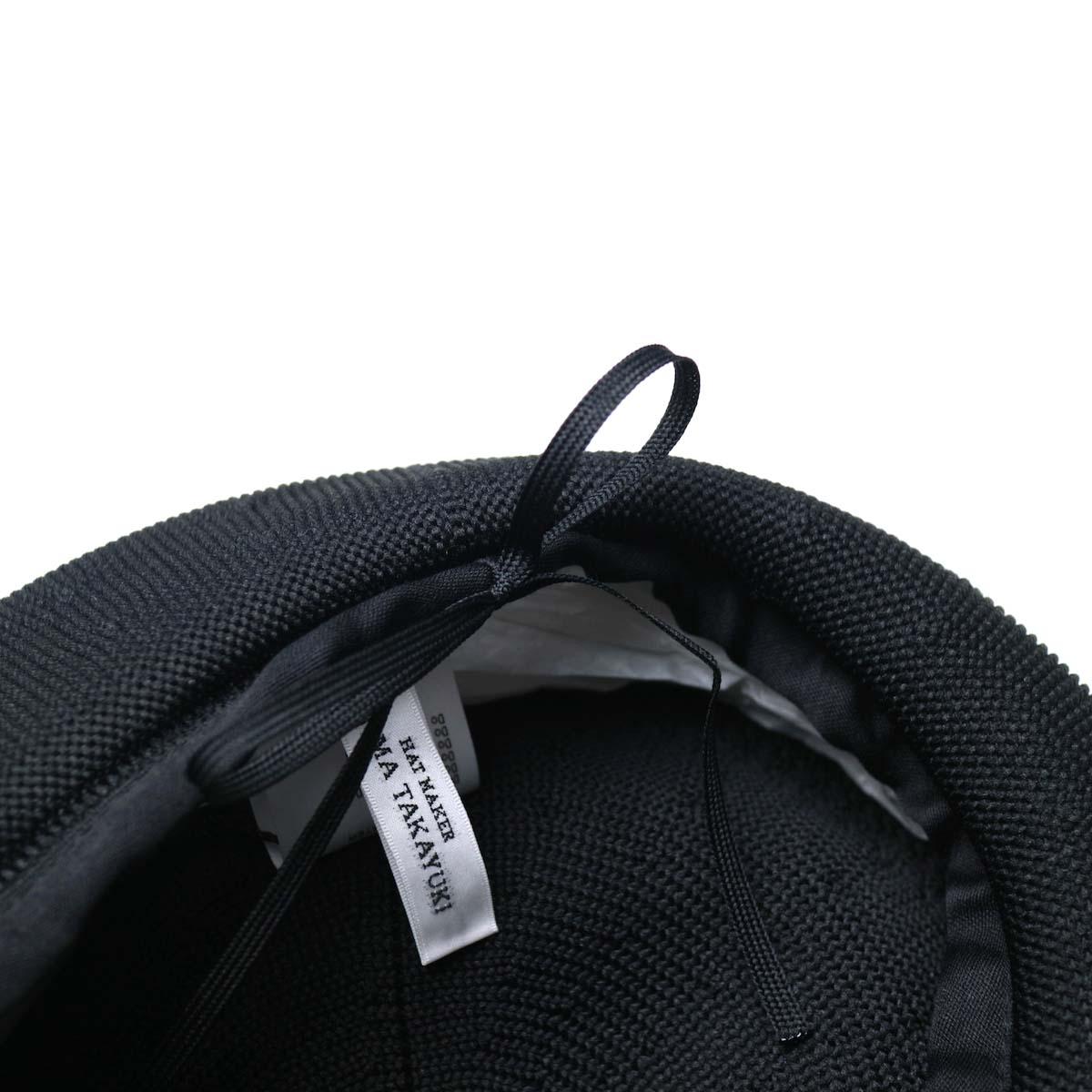KIJIMA TAKAYUKI / Mesh Beret (EKN-211002)ドローコード