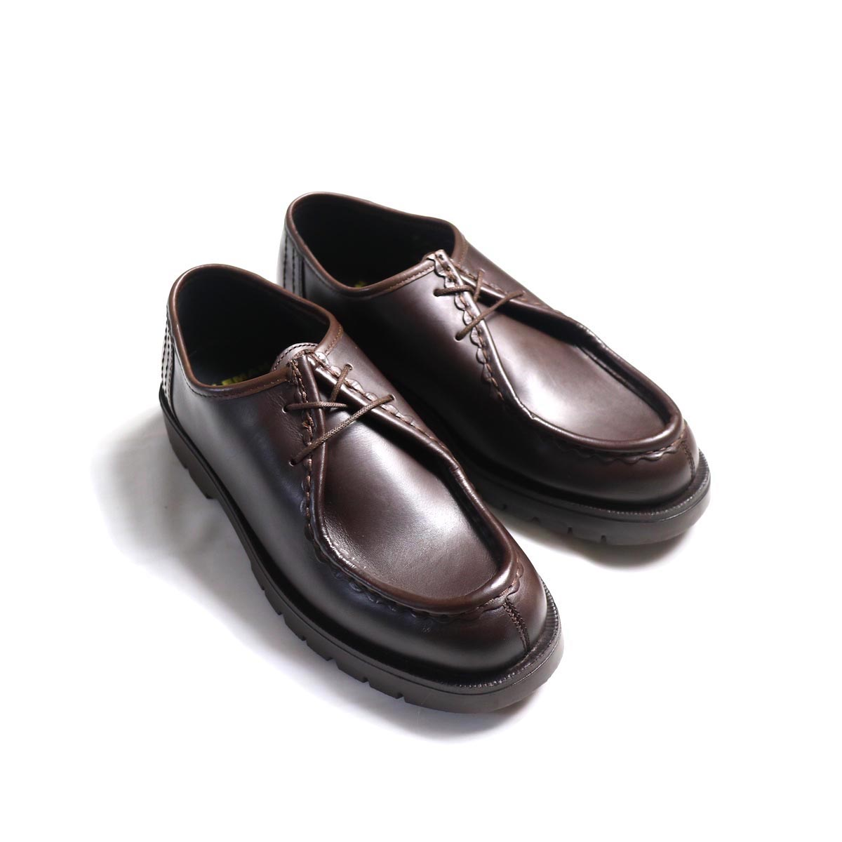 "KLEMAN / ""PADRE"" Tyrolean shoes -MOKA"