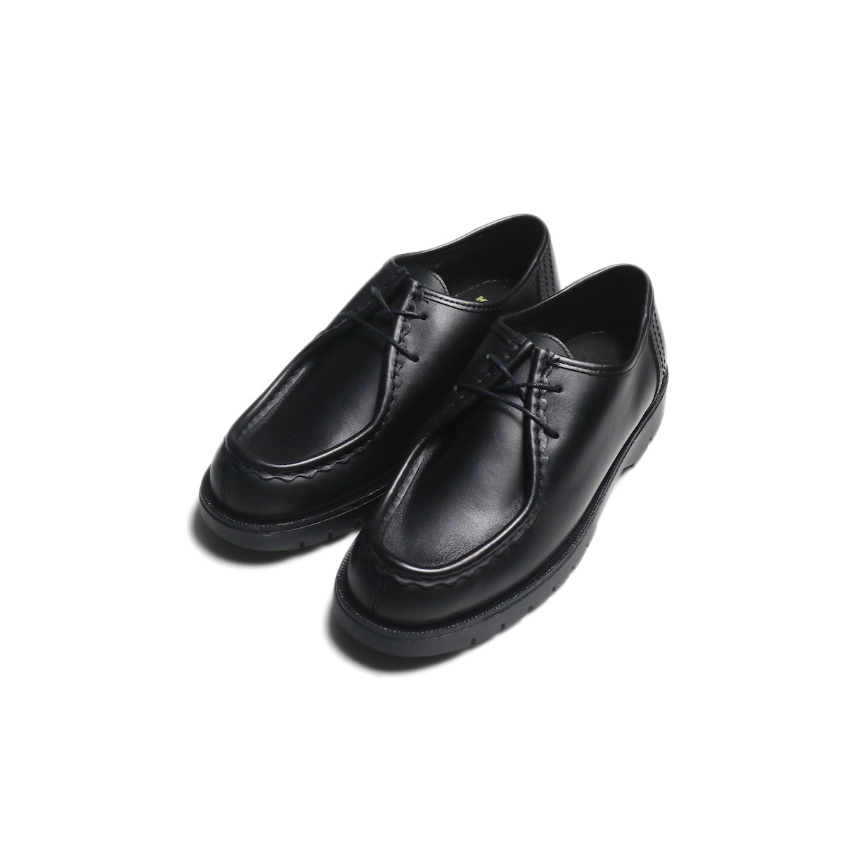 """KLEMAN / """"PADRE"""" Tyrolean Shoes (Noir)"""