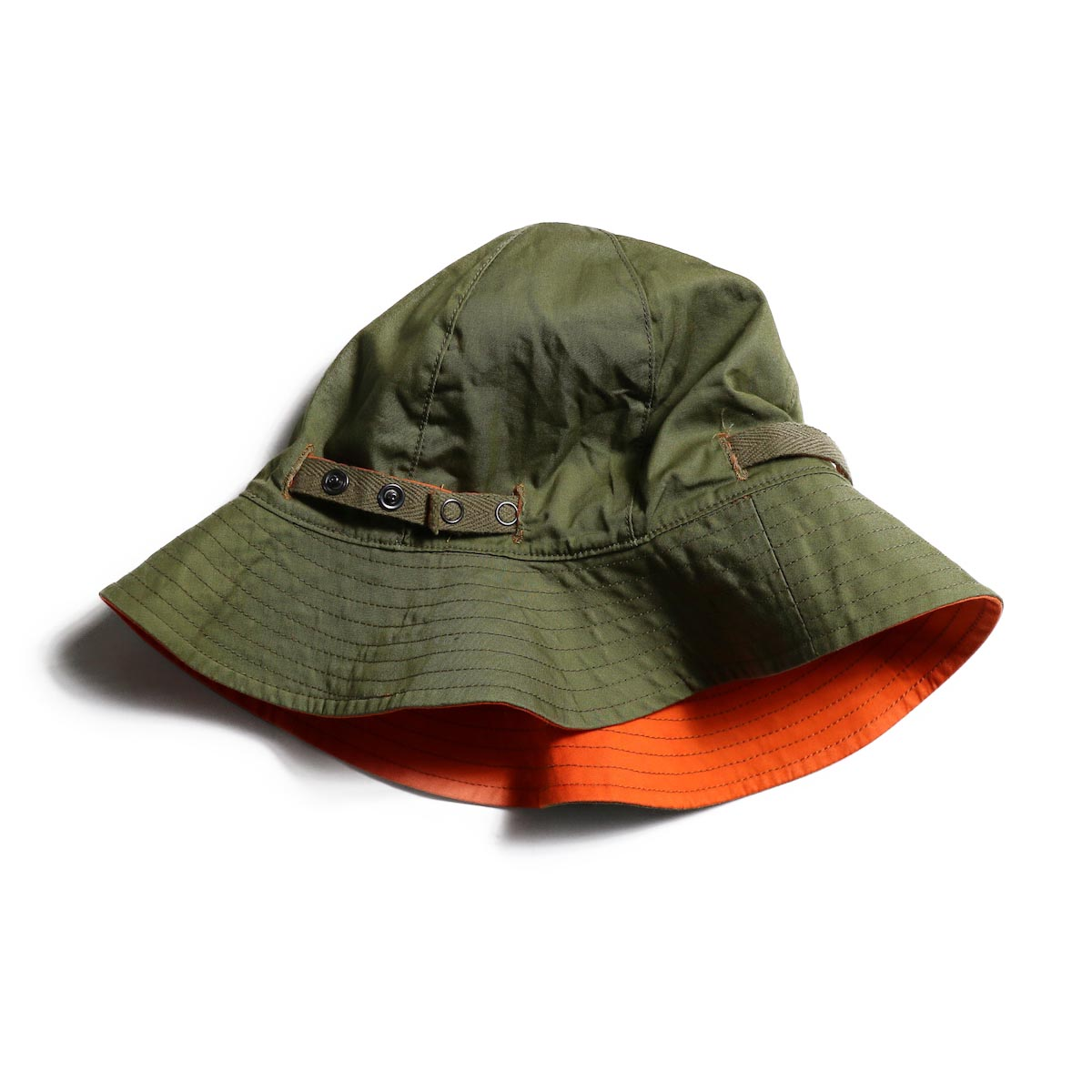 Knife Wing / Us Army Reversible Sun Hat