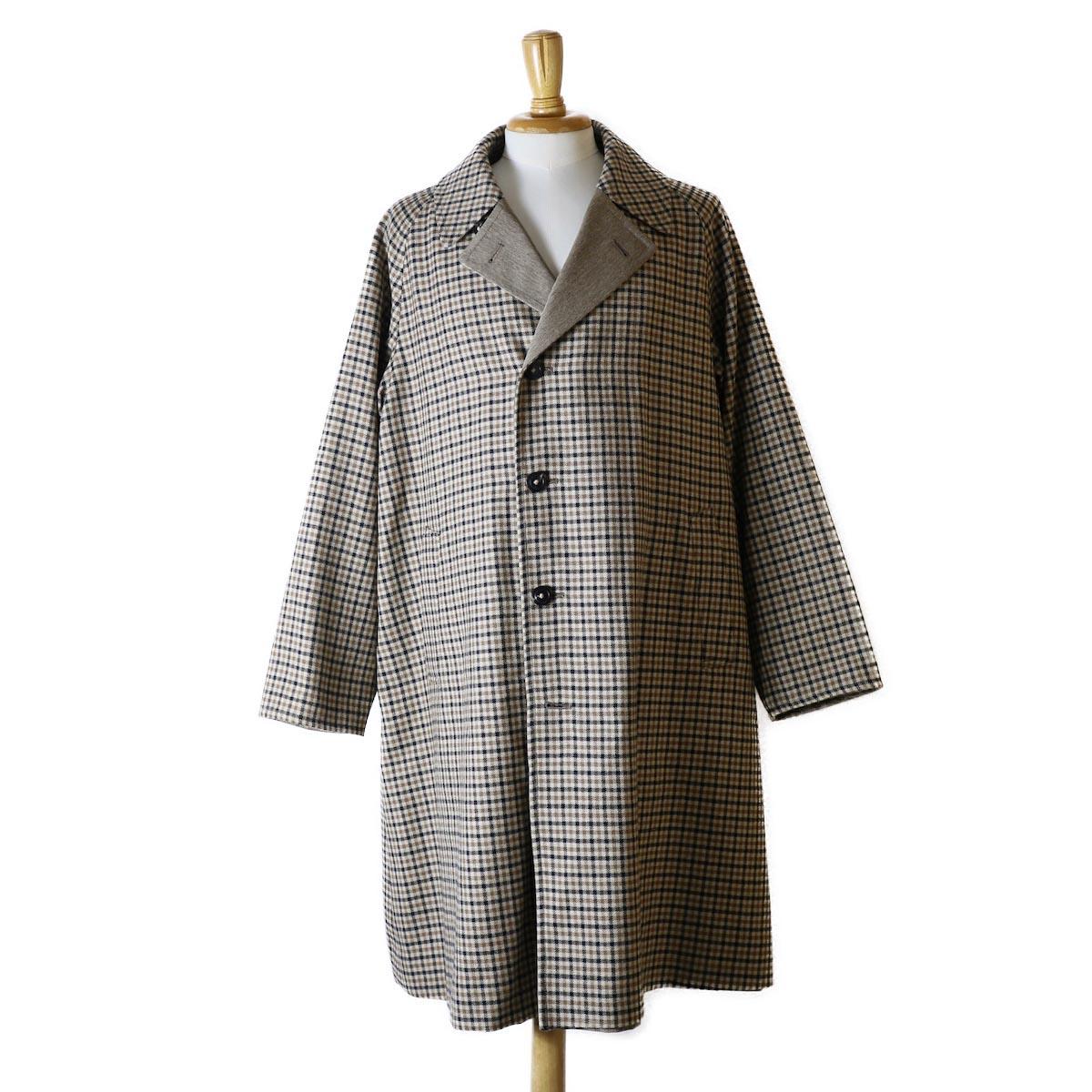 Kaptain Sunshine / Reversible Chesterfield Coat