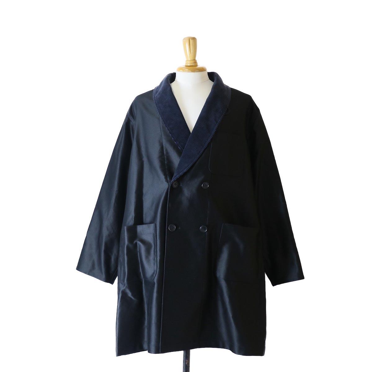 Kaptain Sunshine / Sleeping Half Coat -BLACK
