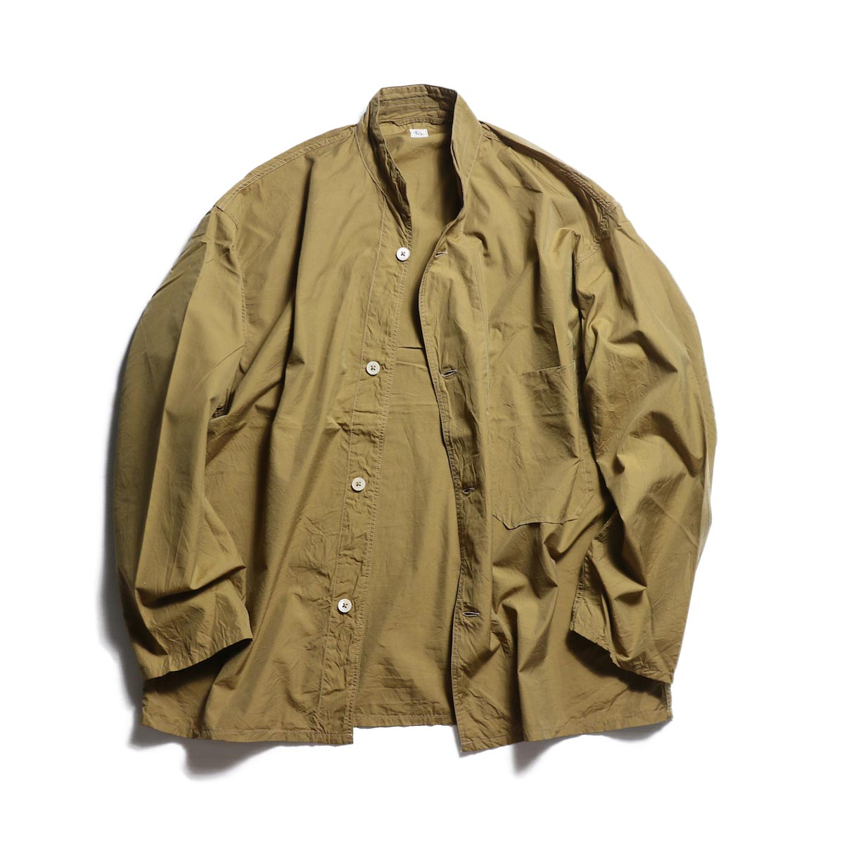 Kaptain Sunshine / Sleeping Jacket -Khaki
