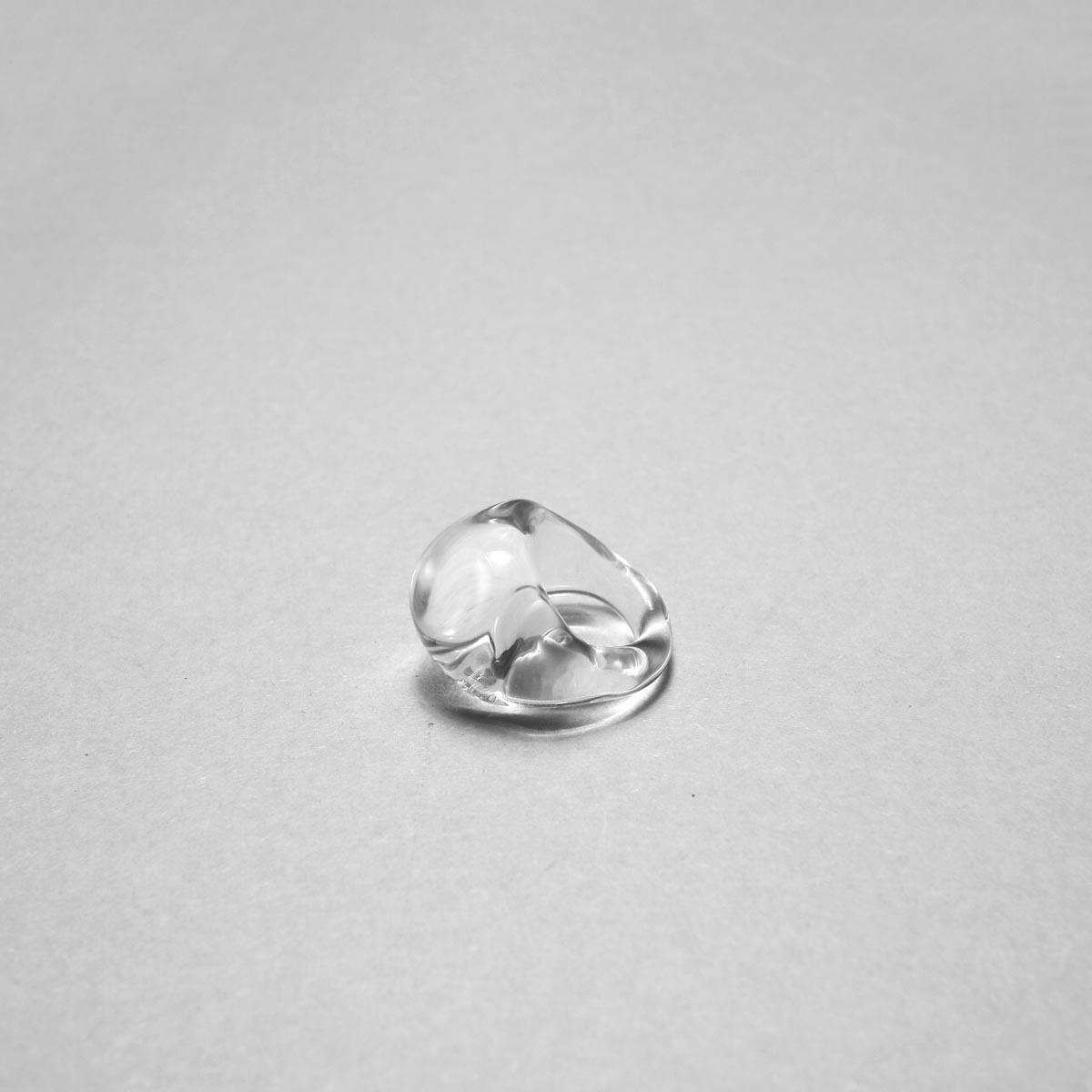 LAN / glass ring dorm ring ③