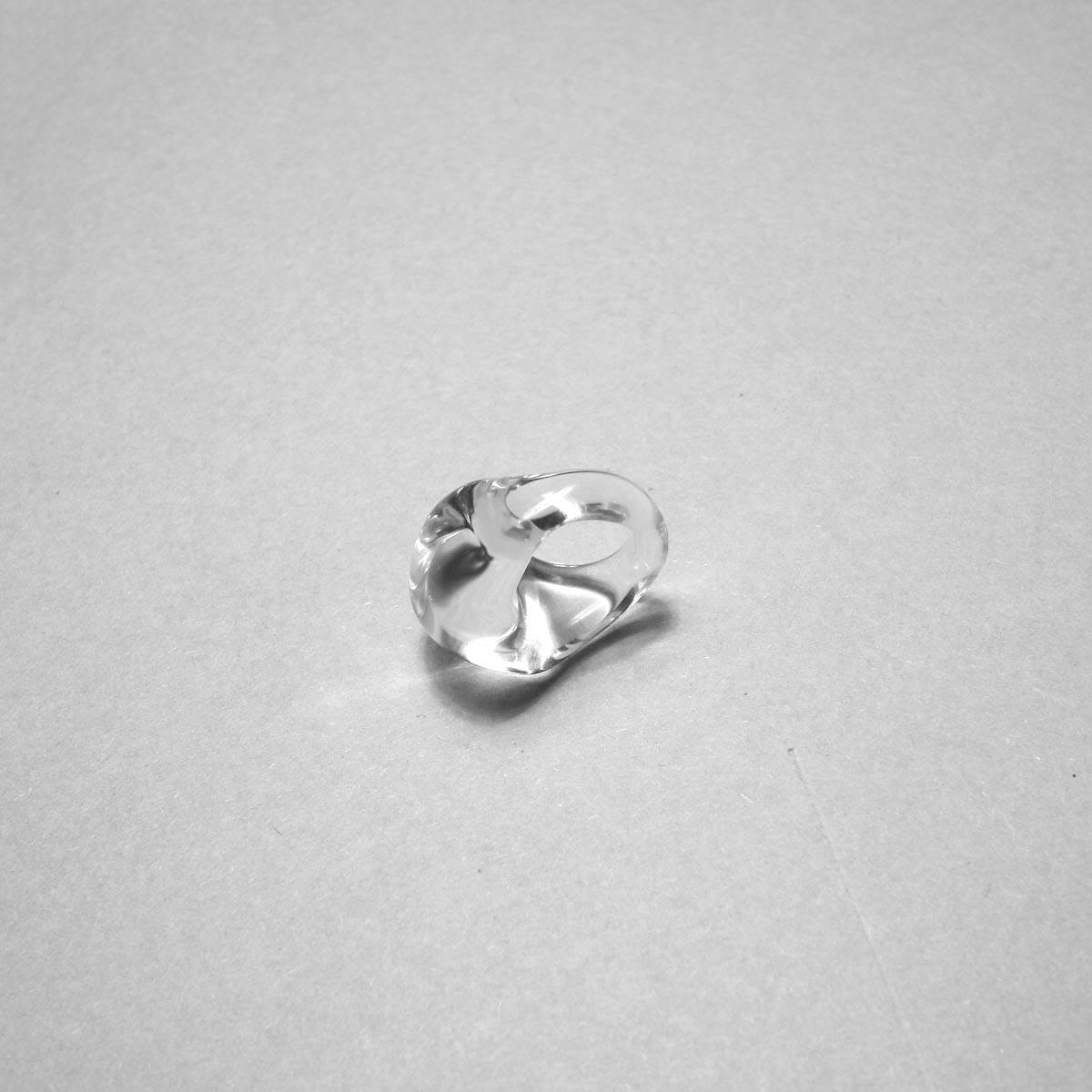 LAN / glass ring dorm ring ⑤