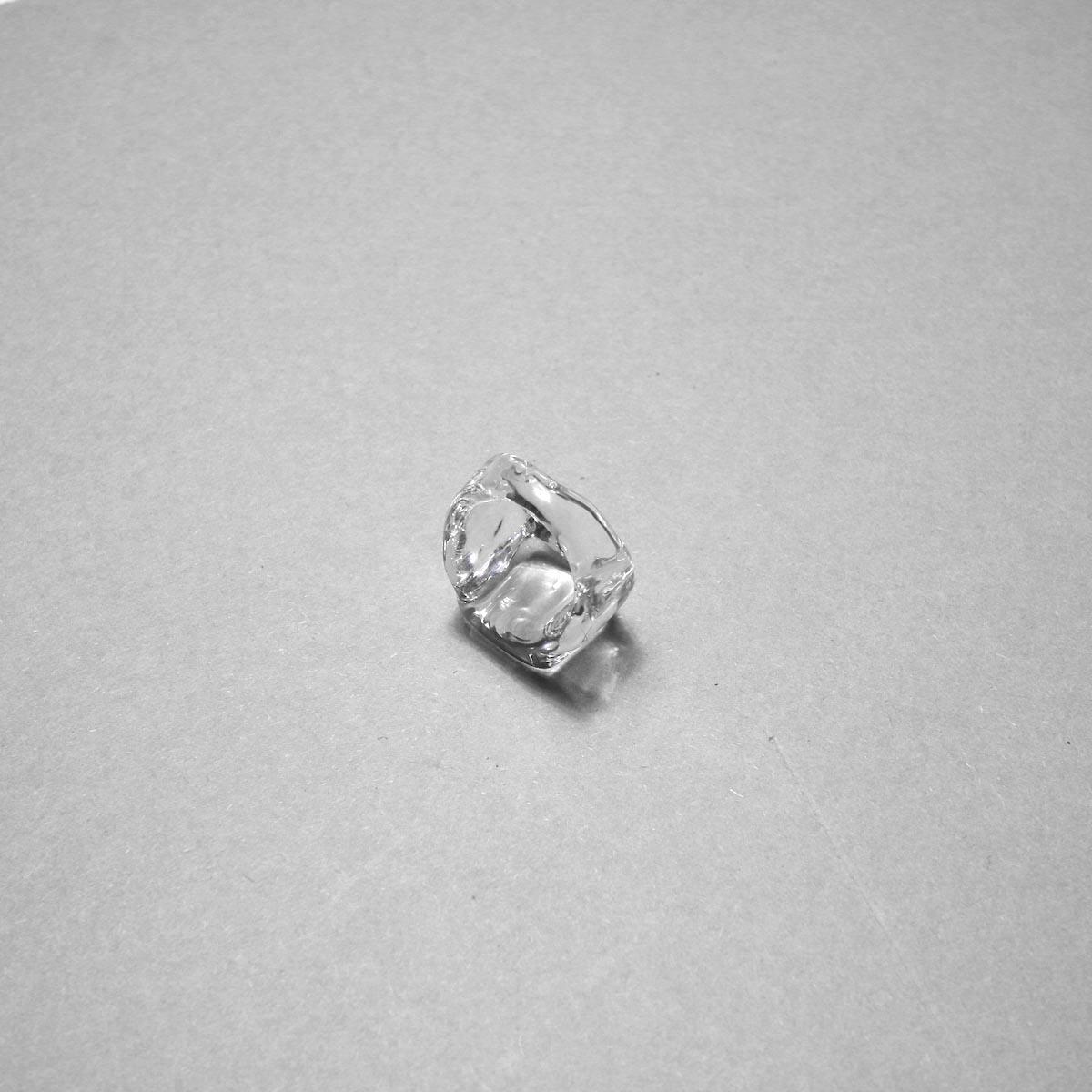 LAN / glass ring square ring ⑤