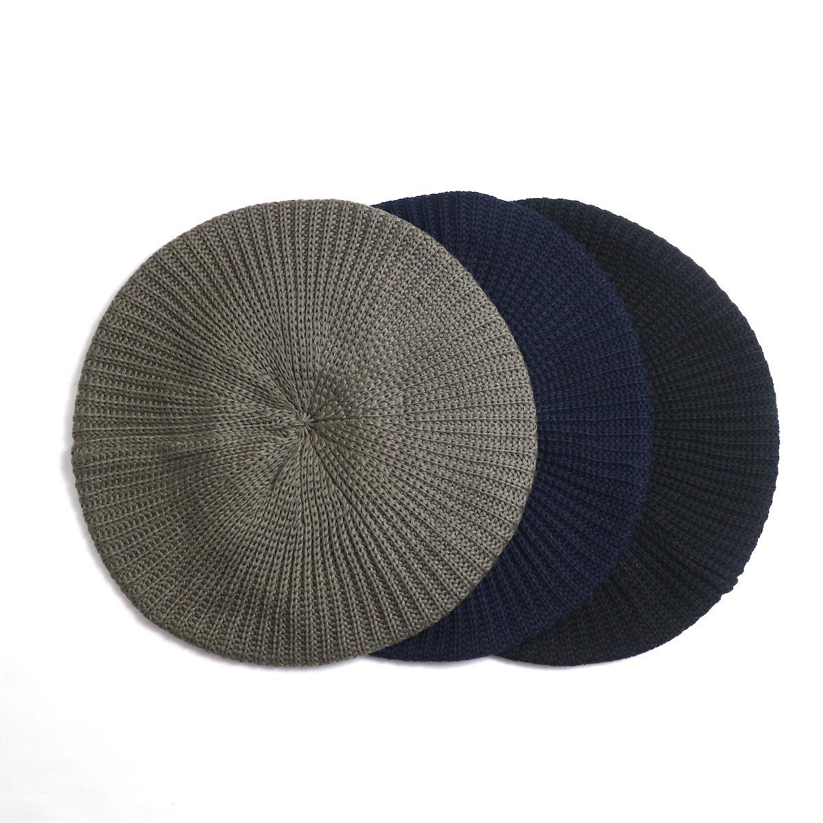 LEUCHTFEUER / BIG HOOGE -Cotton×Acrylic 全色