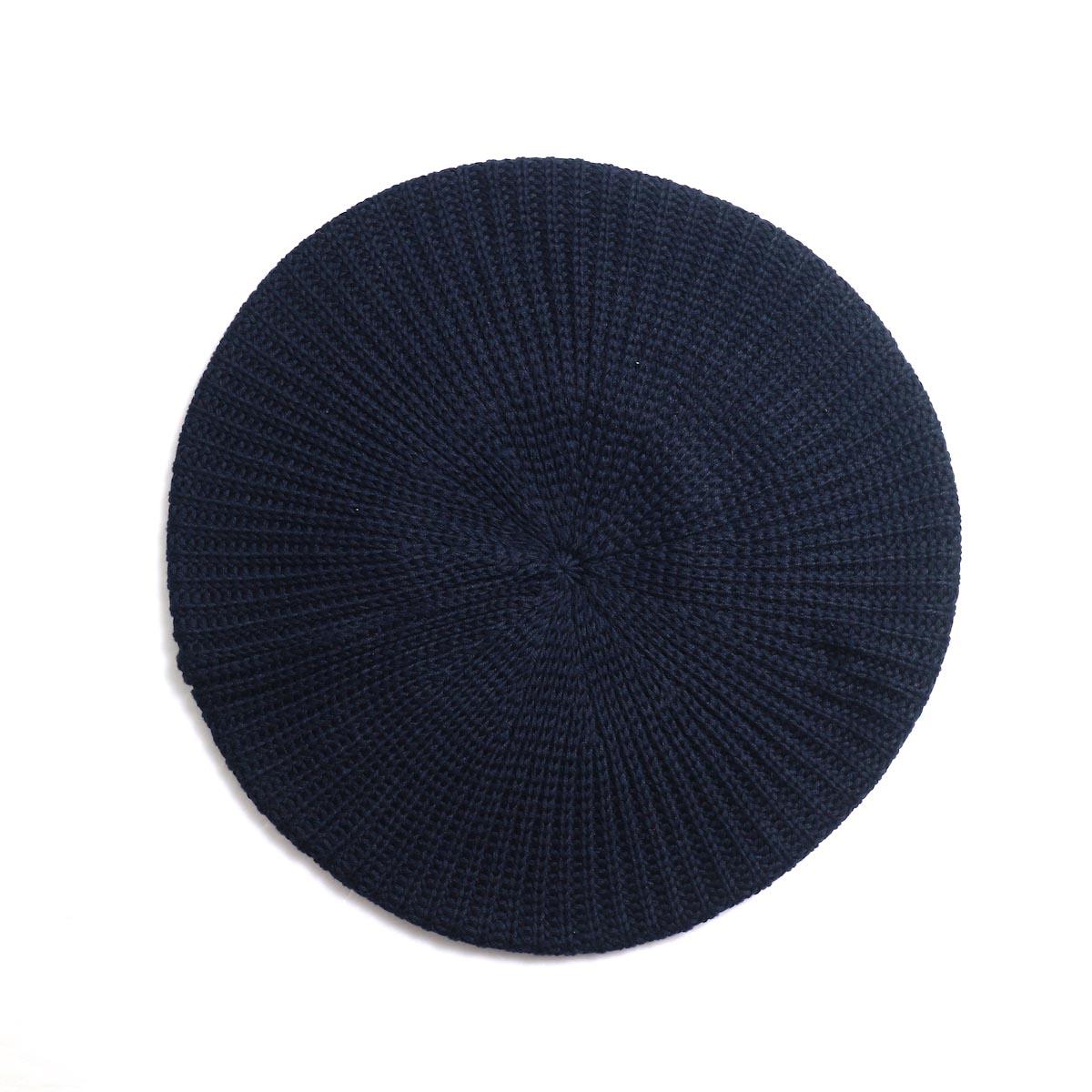 LEUCHTFEUER / BIG HOOGE -Cotton×Acrylic (Navy)