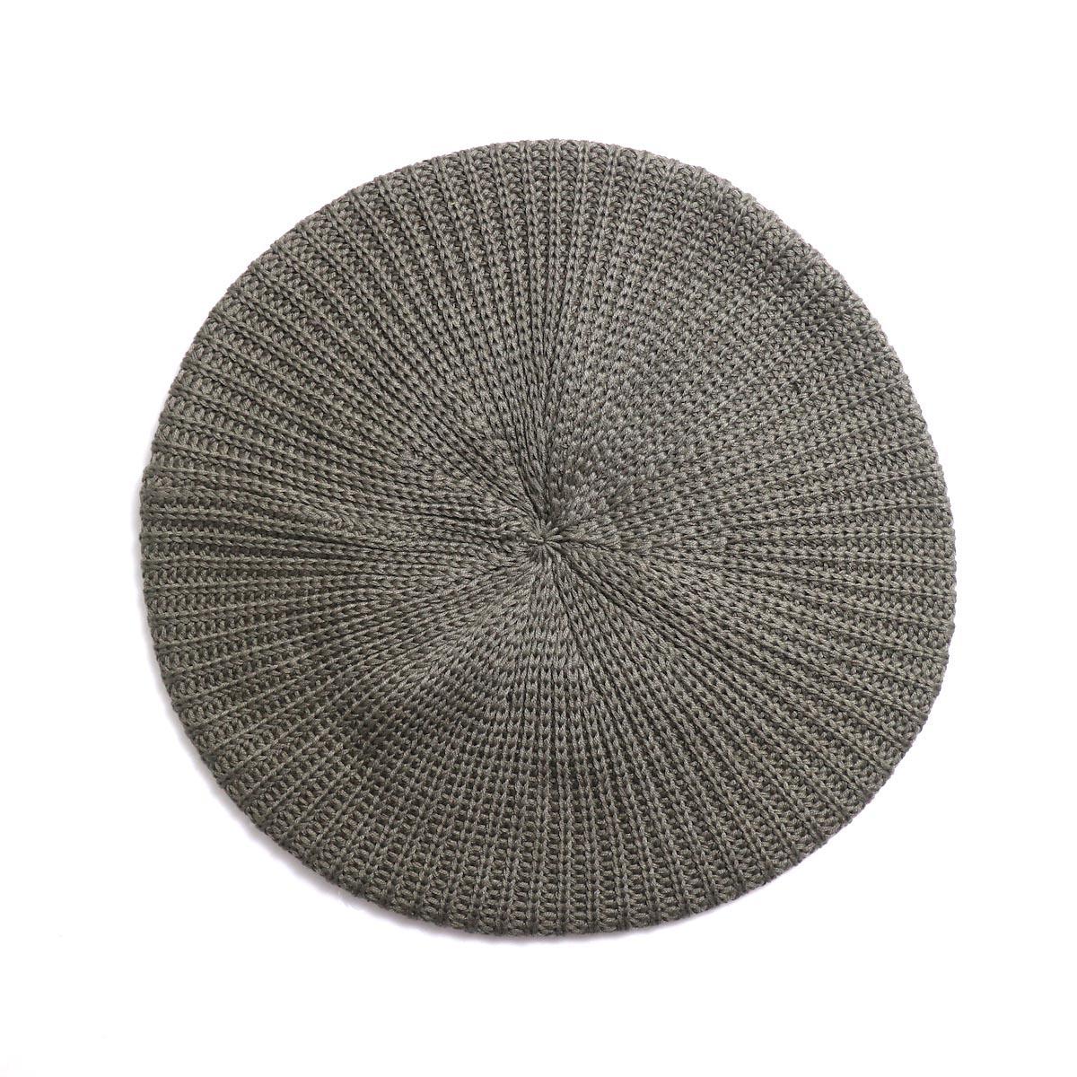 LEUCHTFEUER / BIG HOOGE -Cotton×Acrylic (Taupe)