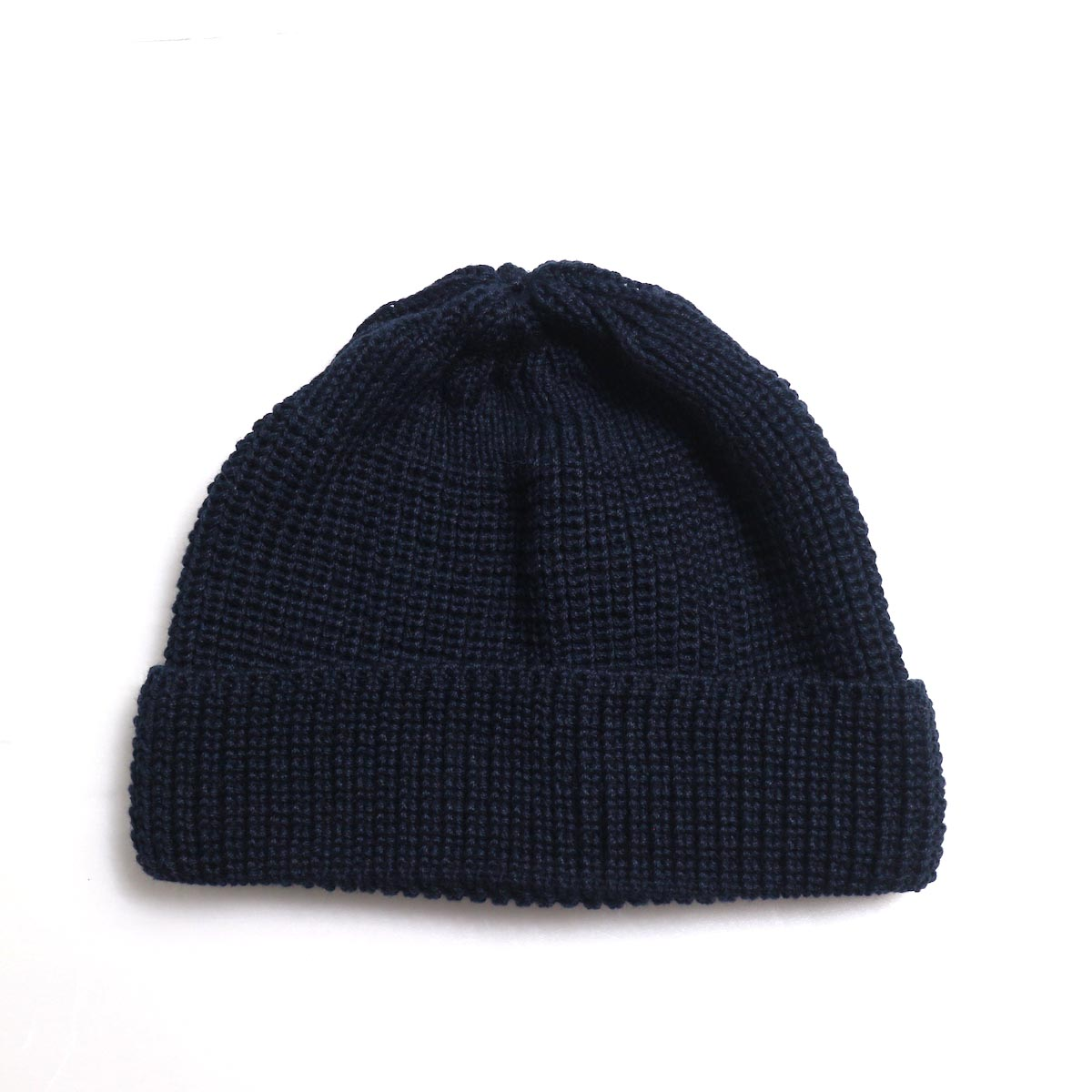 LEUCHTFEUER / WALFANGER -Cotton×Acrylic (Navy)