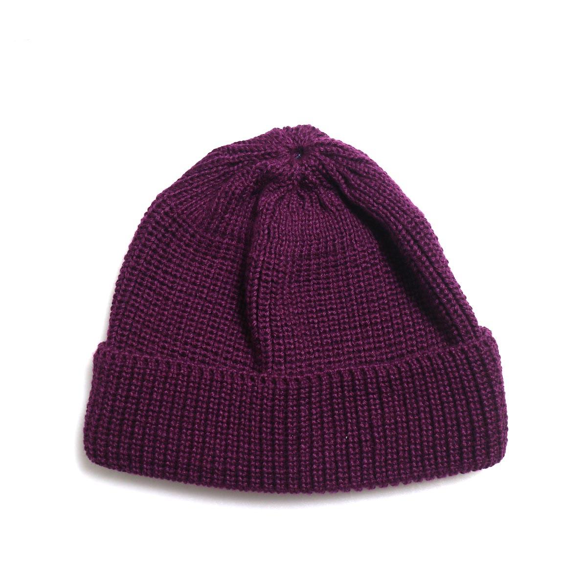 LEUCHTFEUER / WALFANGER -Cotton×Acrylic (Purple)