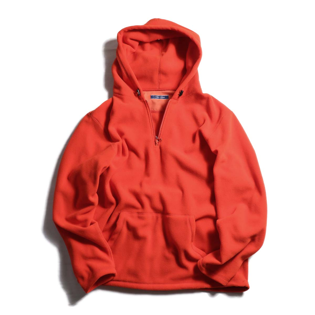 Living Concept / BOA FLEECE PARKA -Orange
