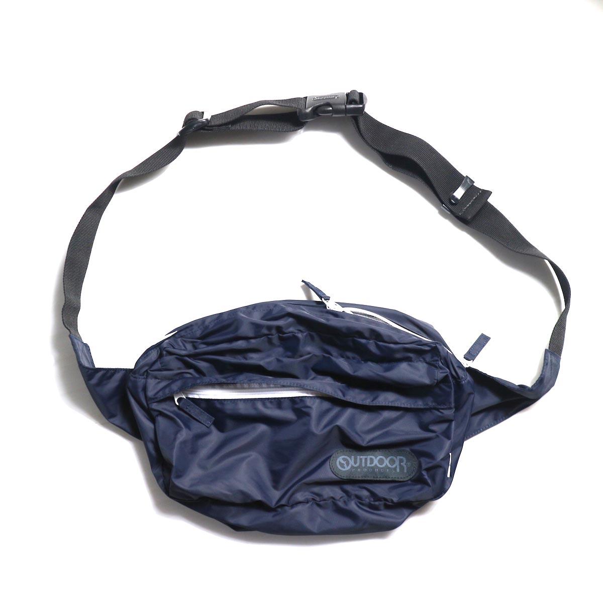 Living Concept / OUTDOOR WAIST BAG -Navy