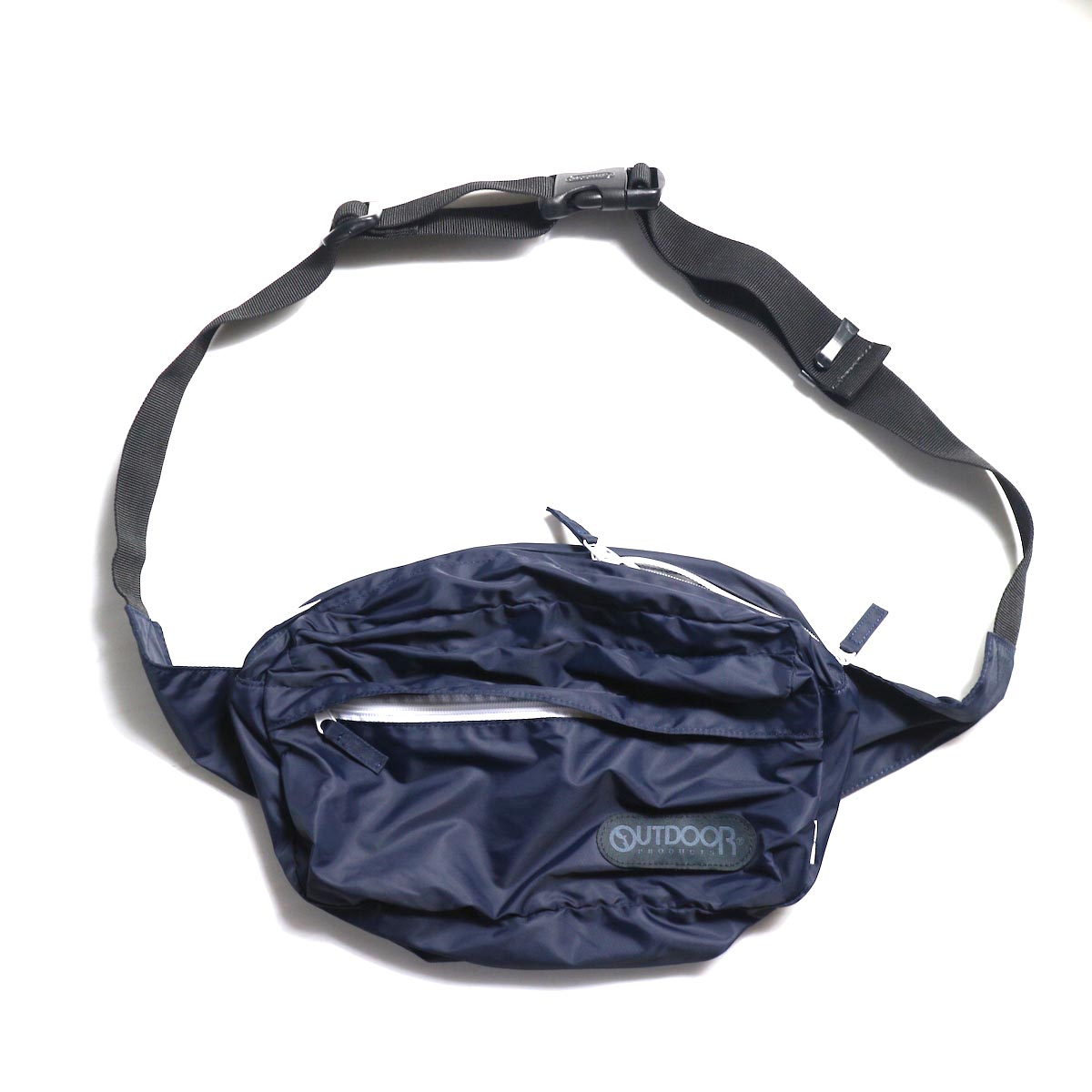 Living Concept / OUTDOOR WAIST BAG -Navy