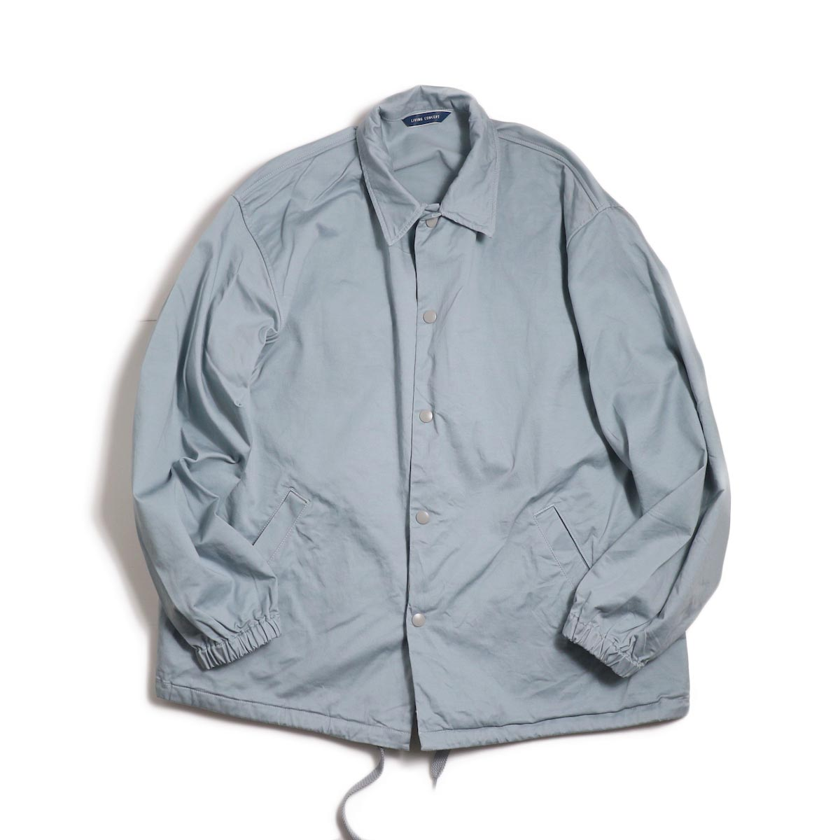 Living Concept / Coach Jacket -L.Blue