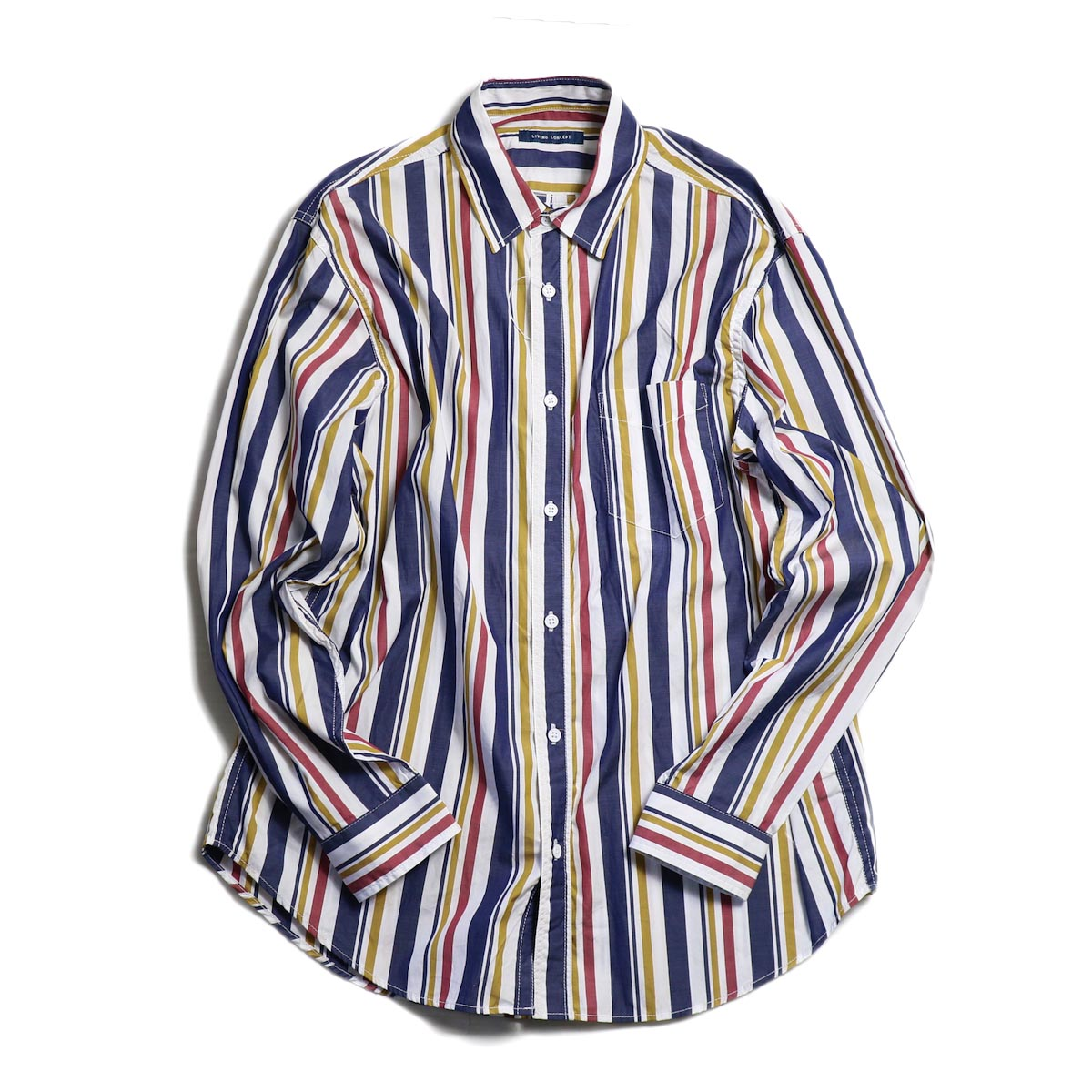 Living Concept / STRIPE SHIRT