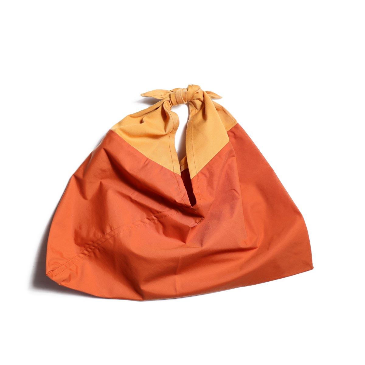 LIVING CONCEPT / AZUMA BAG (SMALL) -BLACK × GRAYLIVING CONCEPT / AZUMA BAG (SMALL) -ORANGE