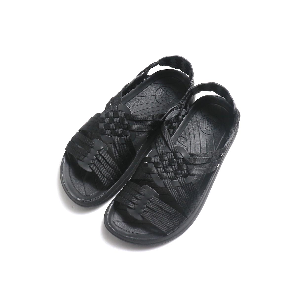 Malibu Sandals / Canyon (Nylon Weave) -Black