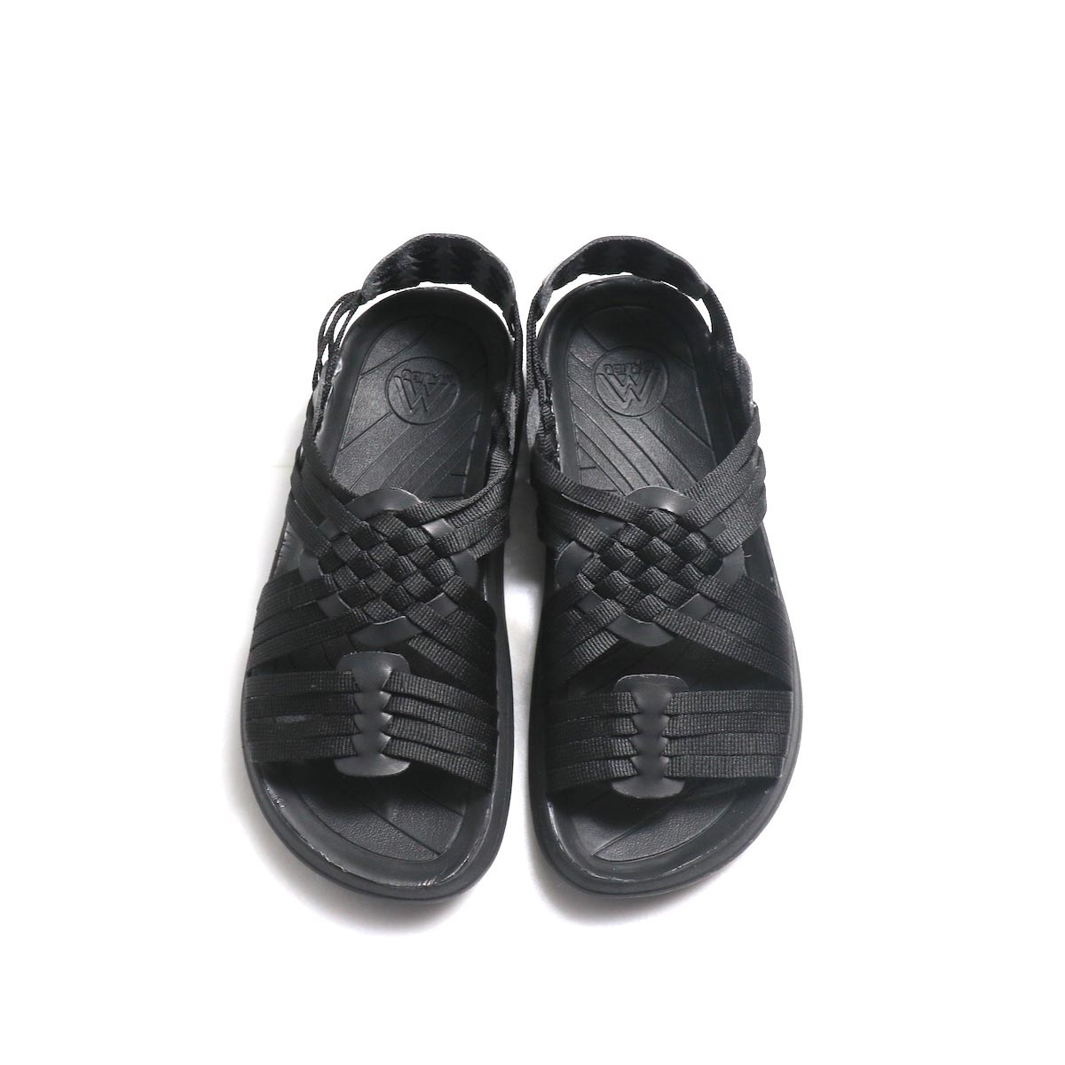 Malibu Sandals / Canyon (Nylon Weave) -Black 上