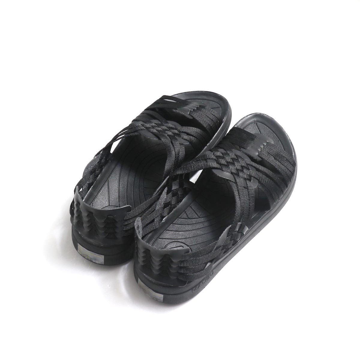 Malibu Sandals / Canyon (Nylon Weave) -Black 背面