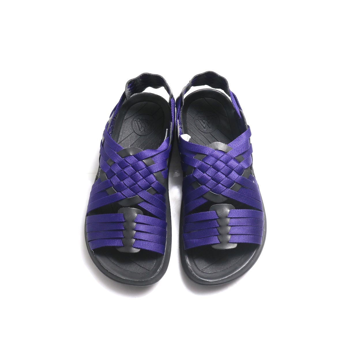 Malibu Sandals / Canyon (Nylon Weave) -Purple 正面