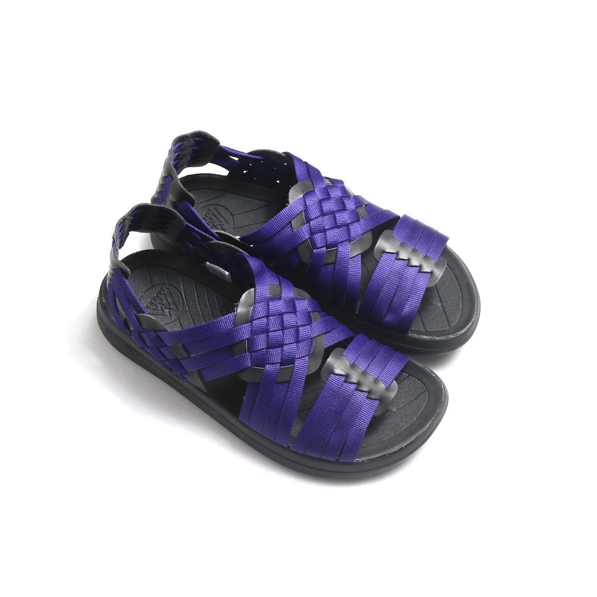 Malibu Sandals / Canyon (Nylon Weave) -Purple ナナメ